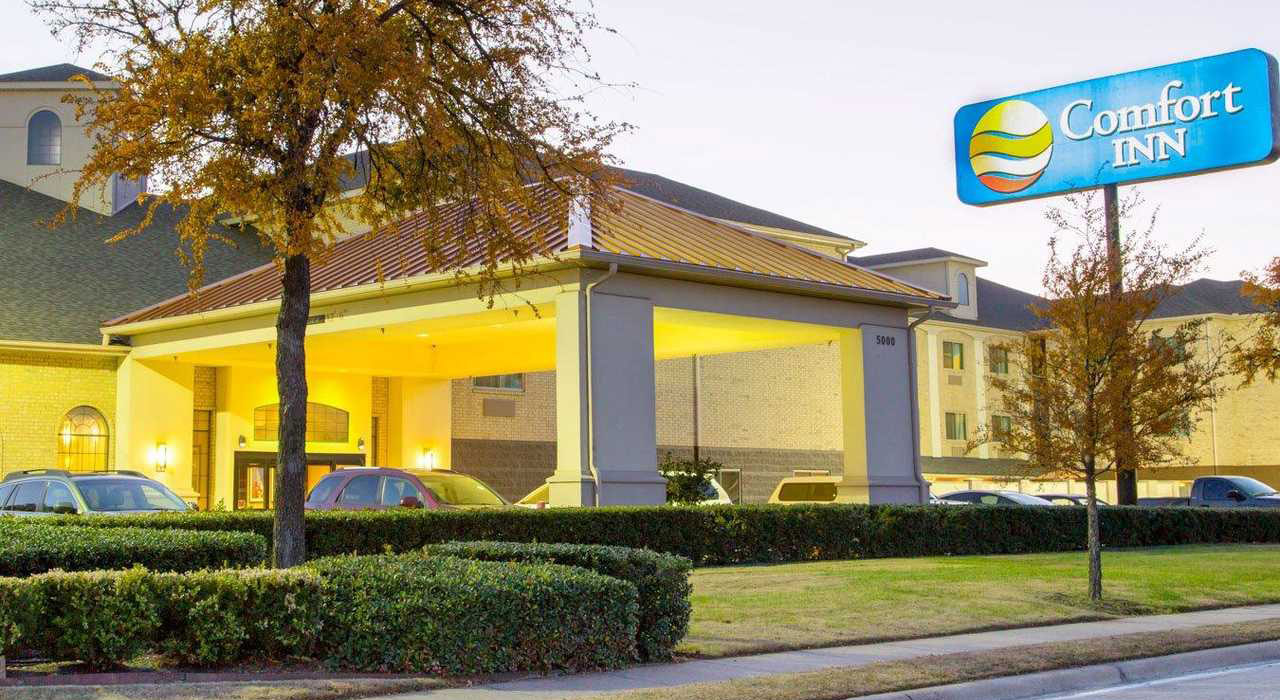 Comfort Inn DFW Airport North, Hotels in Irving Texas